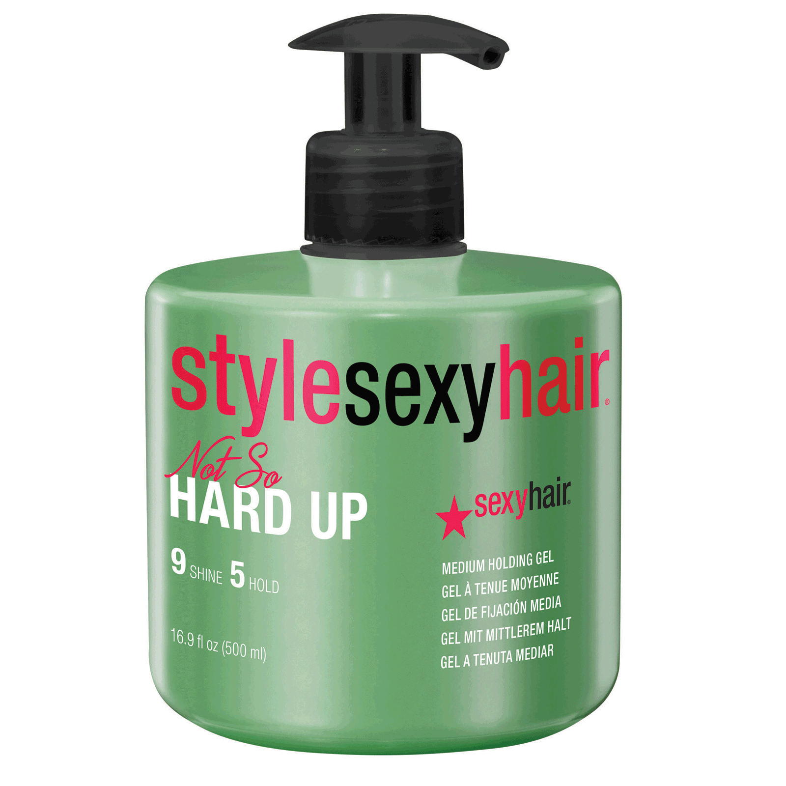 Style Sexy Hair - Not So Hard Up