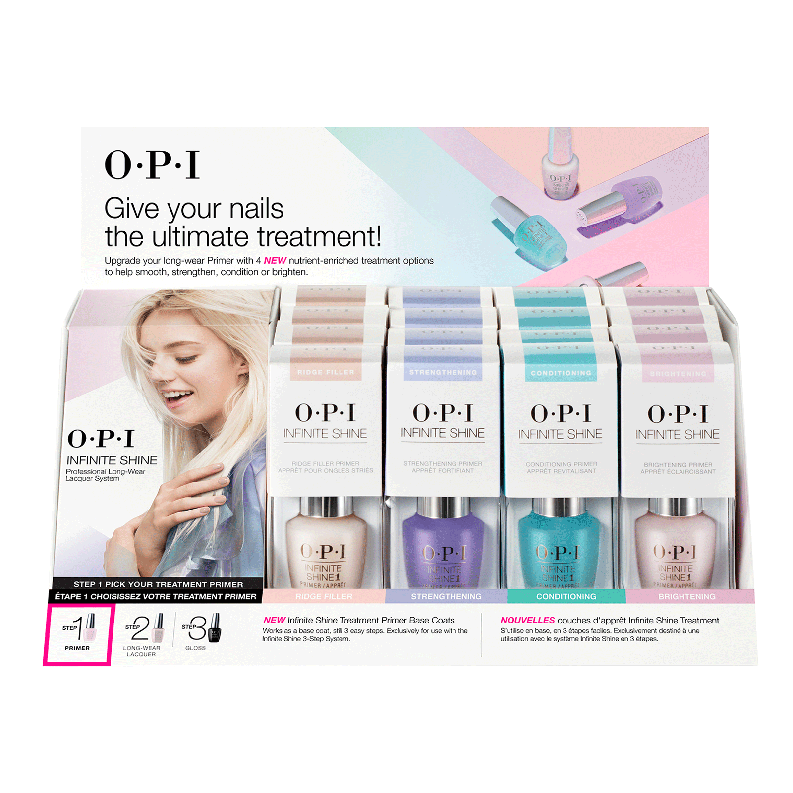 Infinite Shine Treatment - 16 Piece Display