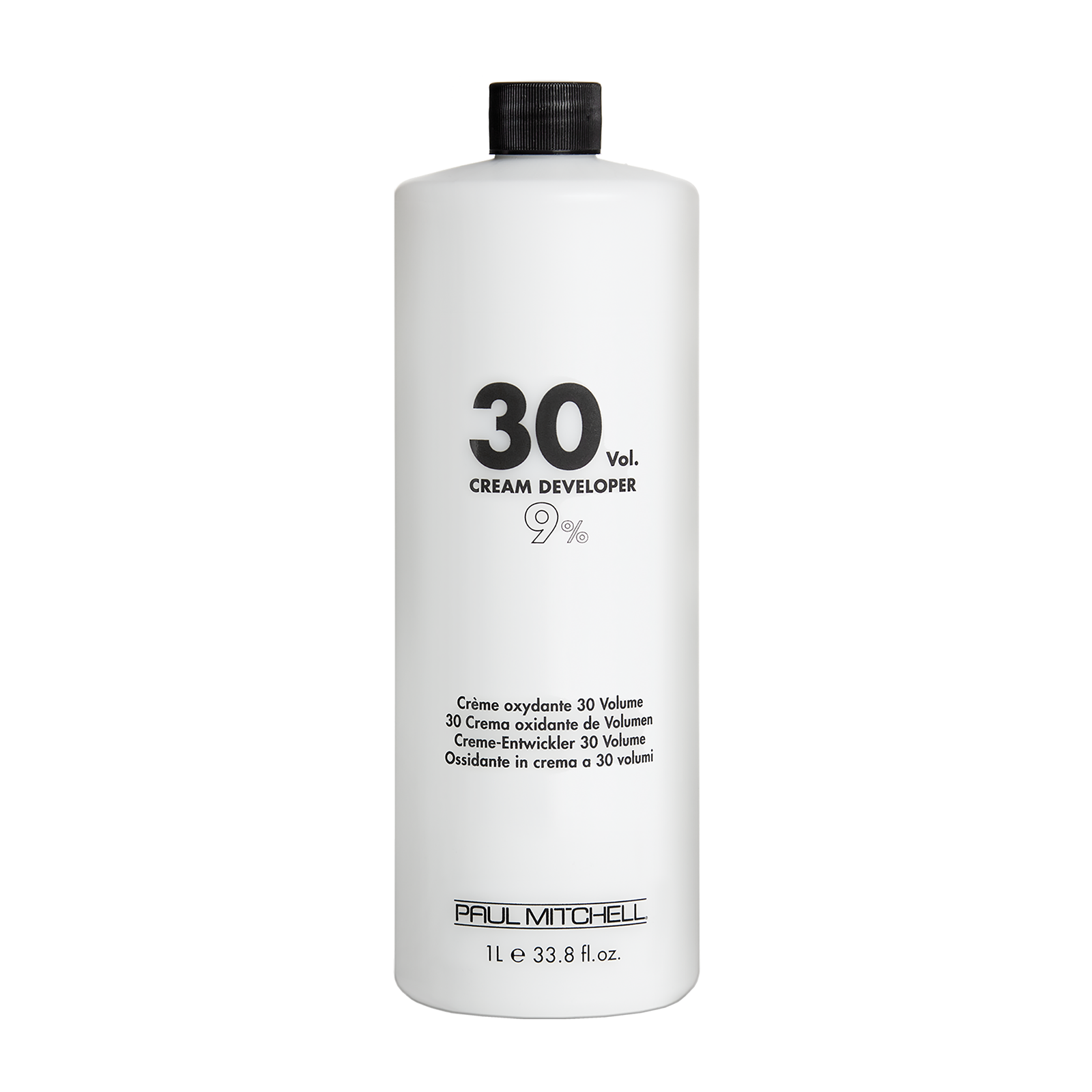 30 Volume Cream Developer - The Color