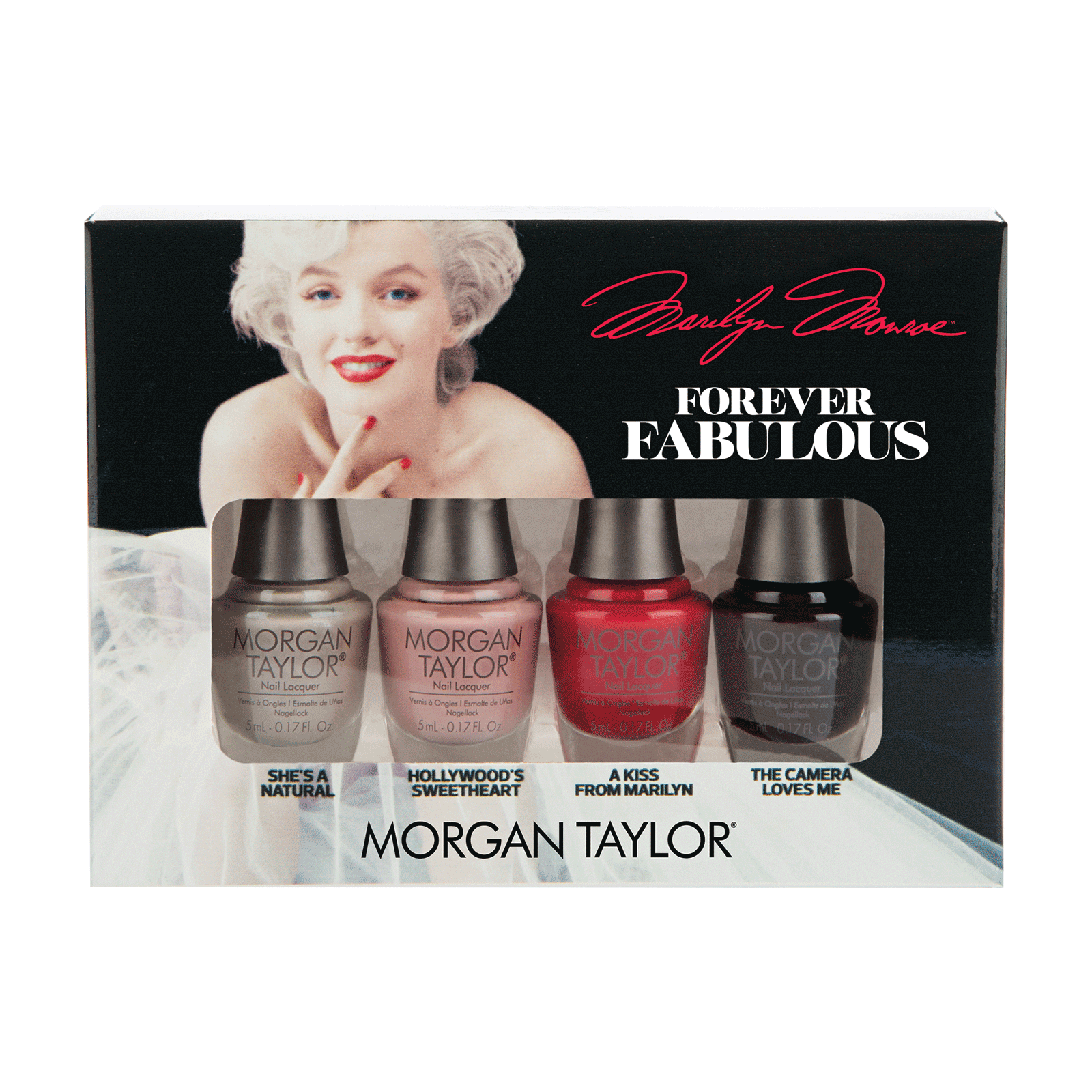 Forever Fabulous - 4 Count Classic Kit