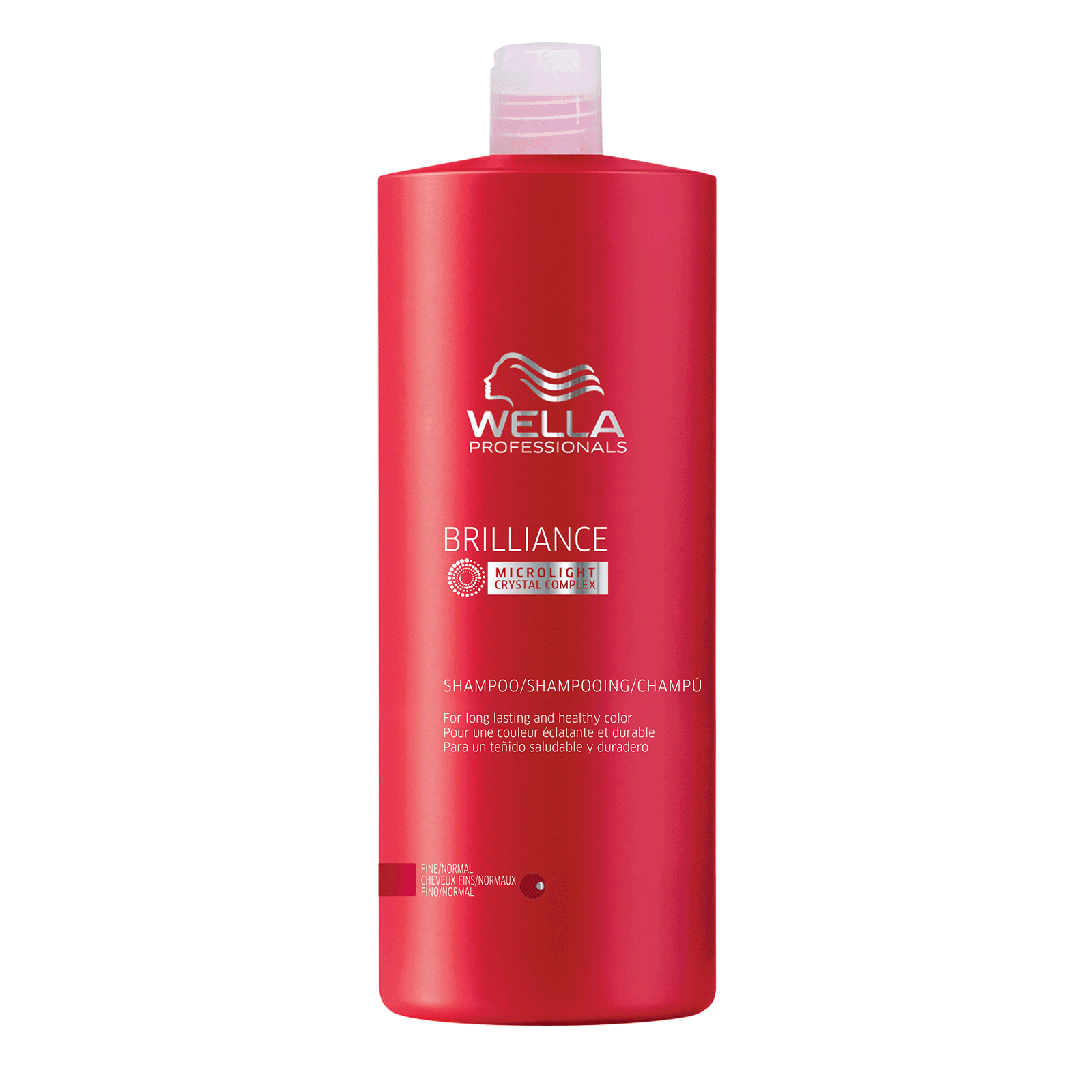 Brilliance Shampoo for Fine /Normal Colored Hair