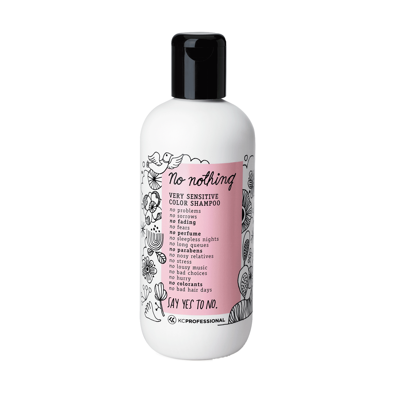 Very Sensitive Color Shampoo