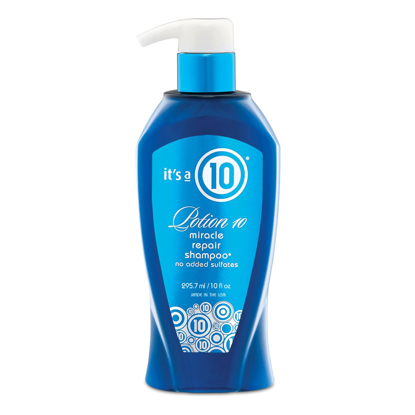 Potion 10 Miracle Repair Shampoo