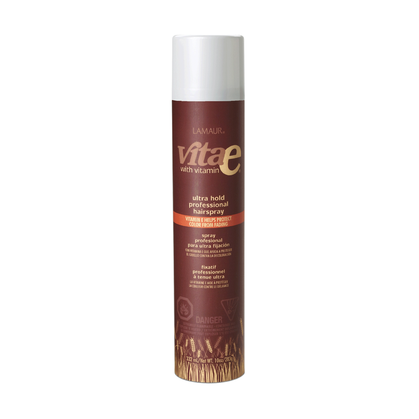 Vita E Ultra Hold Hair Spray 55% VOC