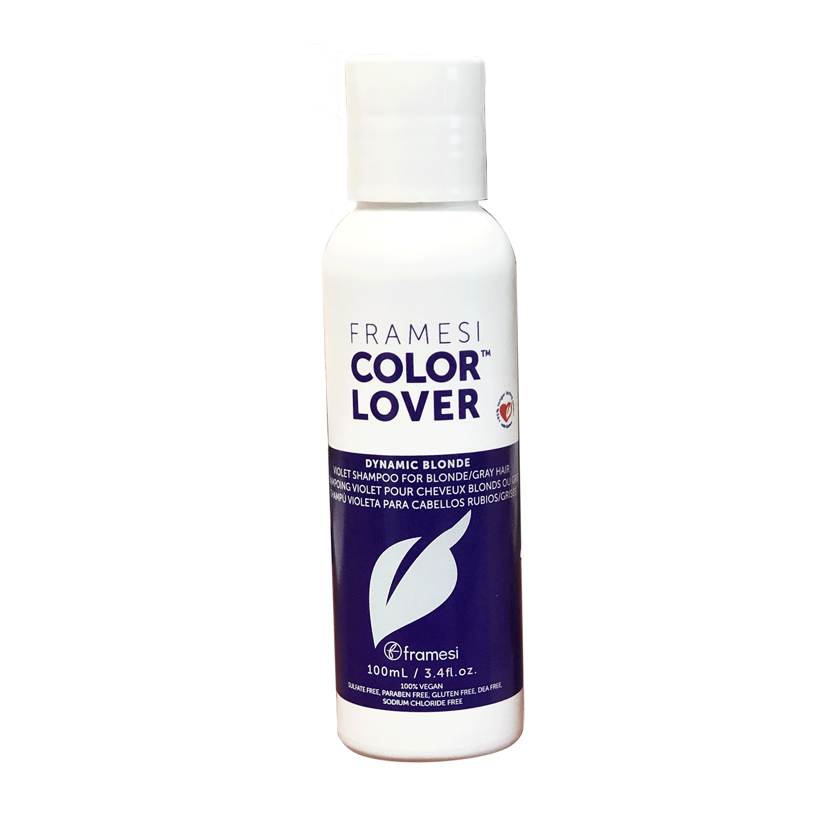 Color Lover Dynamic Blonde Shampoo