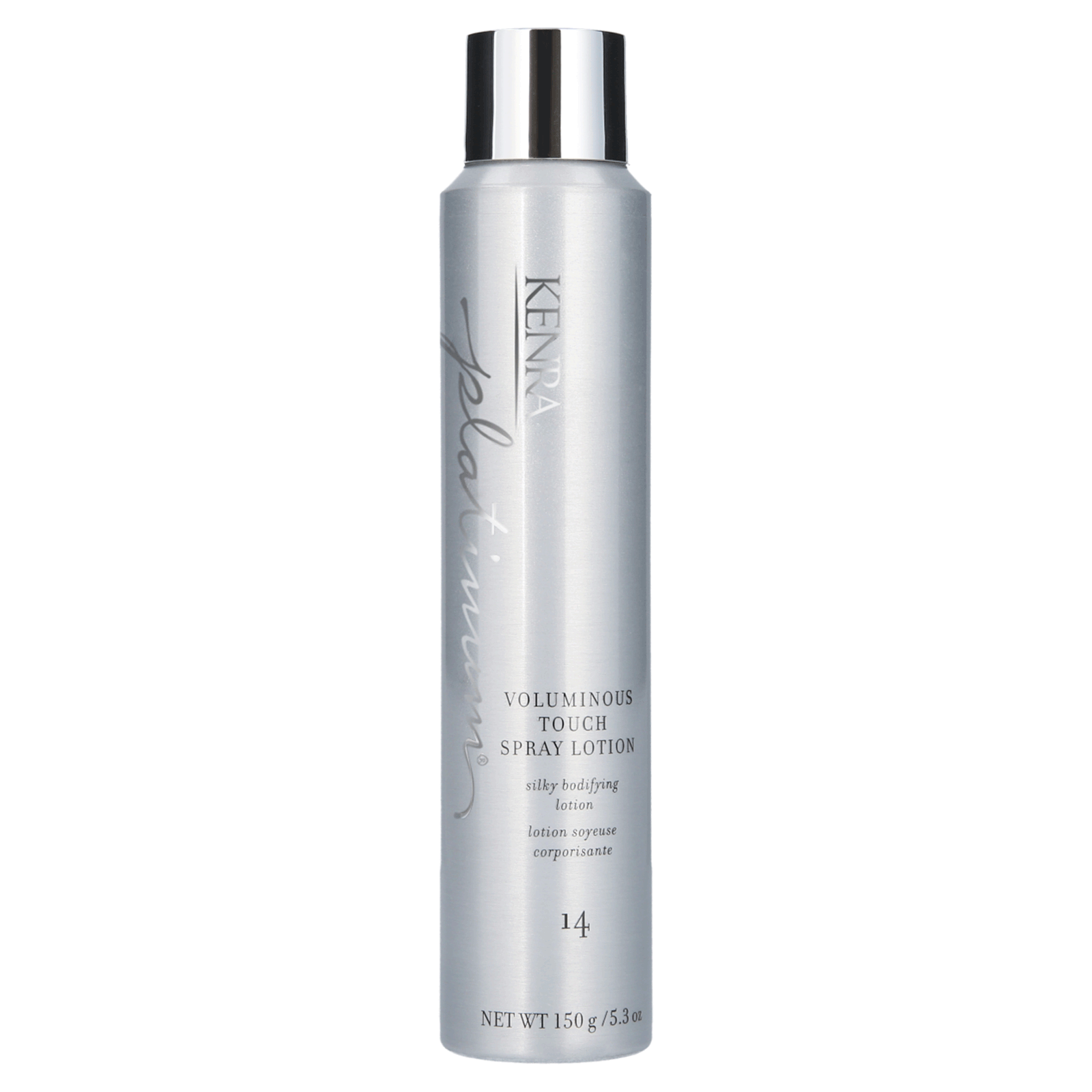Voluminous Touch Spray Lotion 14