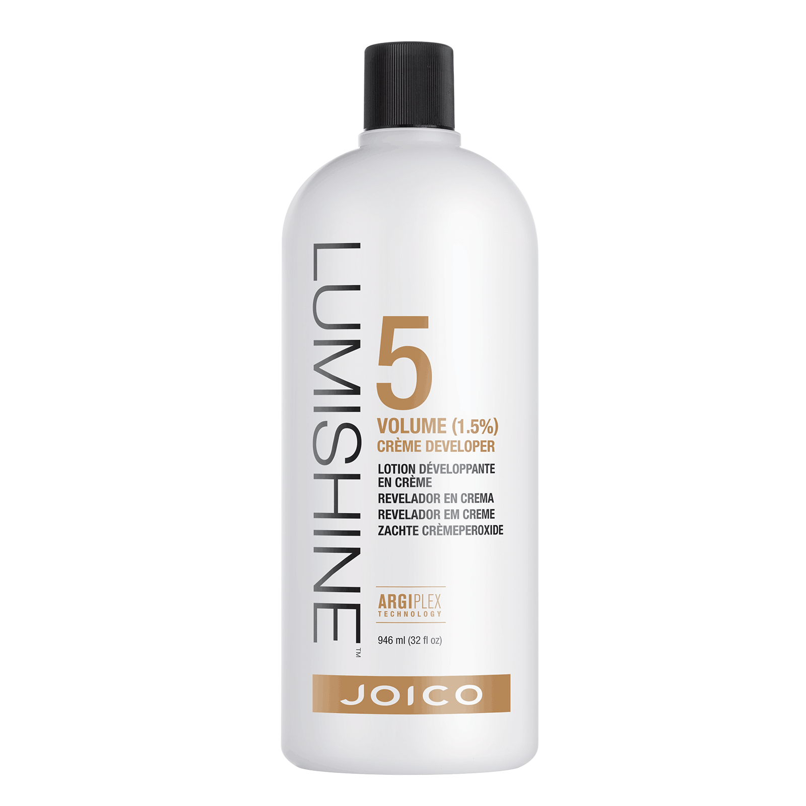 Lumishine Creme Developer  5 Volume