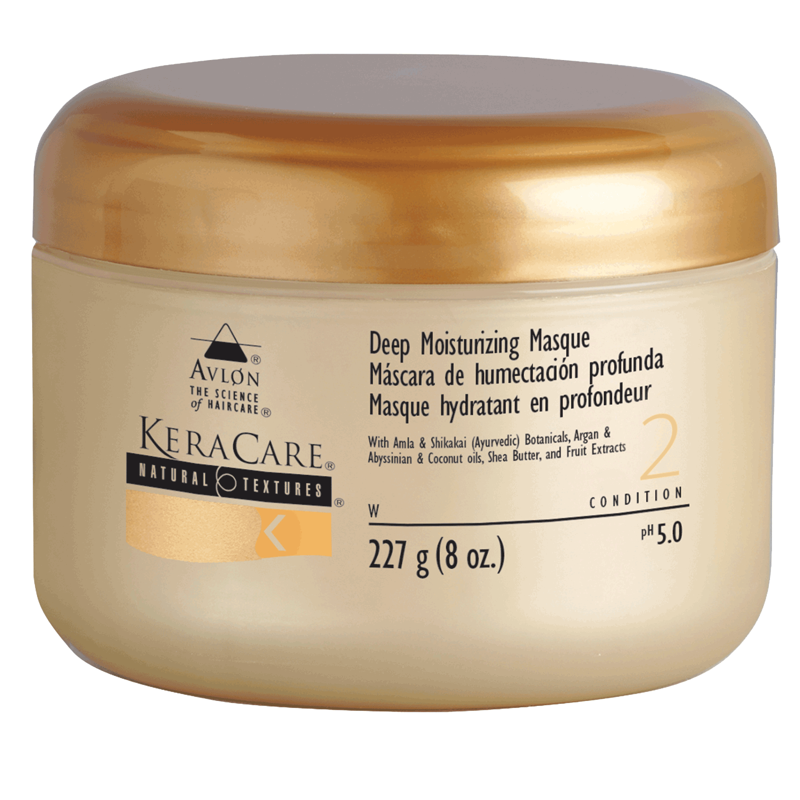KeraCare Natural Texture® Deep Moisturizing Masque