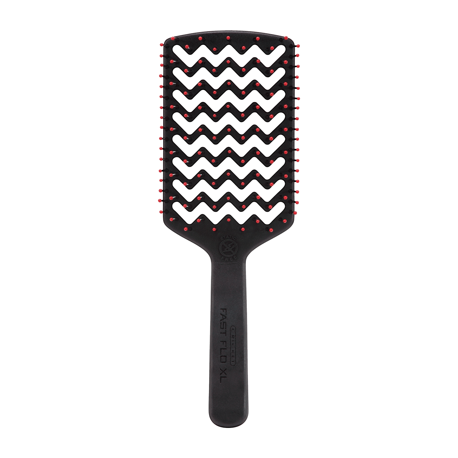 Static Free Fast Flo XL Brush