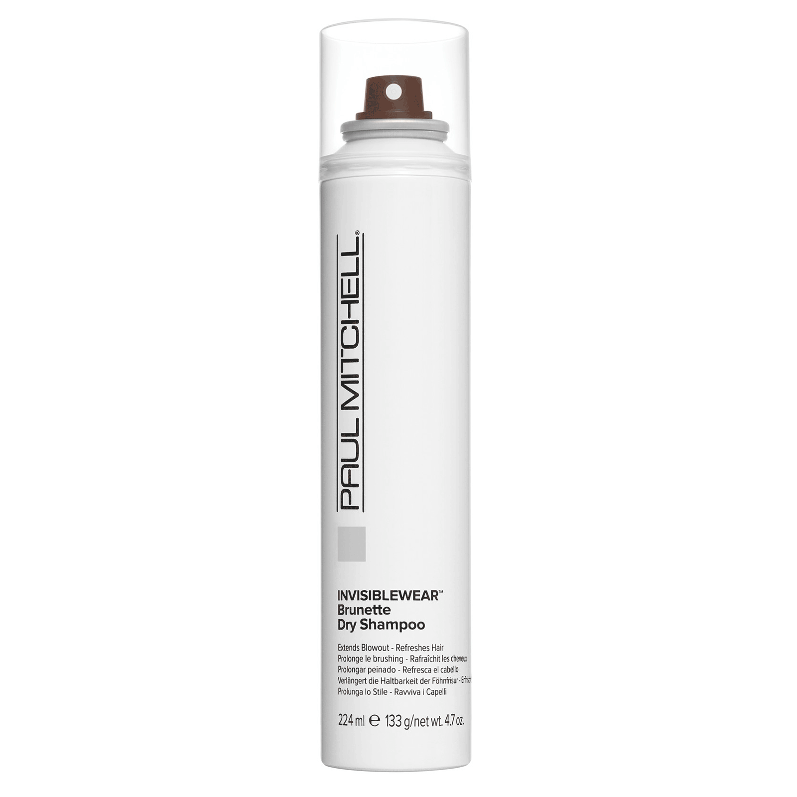 Invisiblewear - Brunette Dry Shampoo