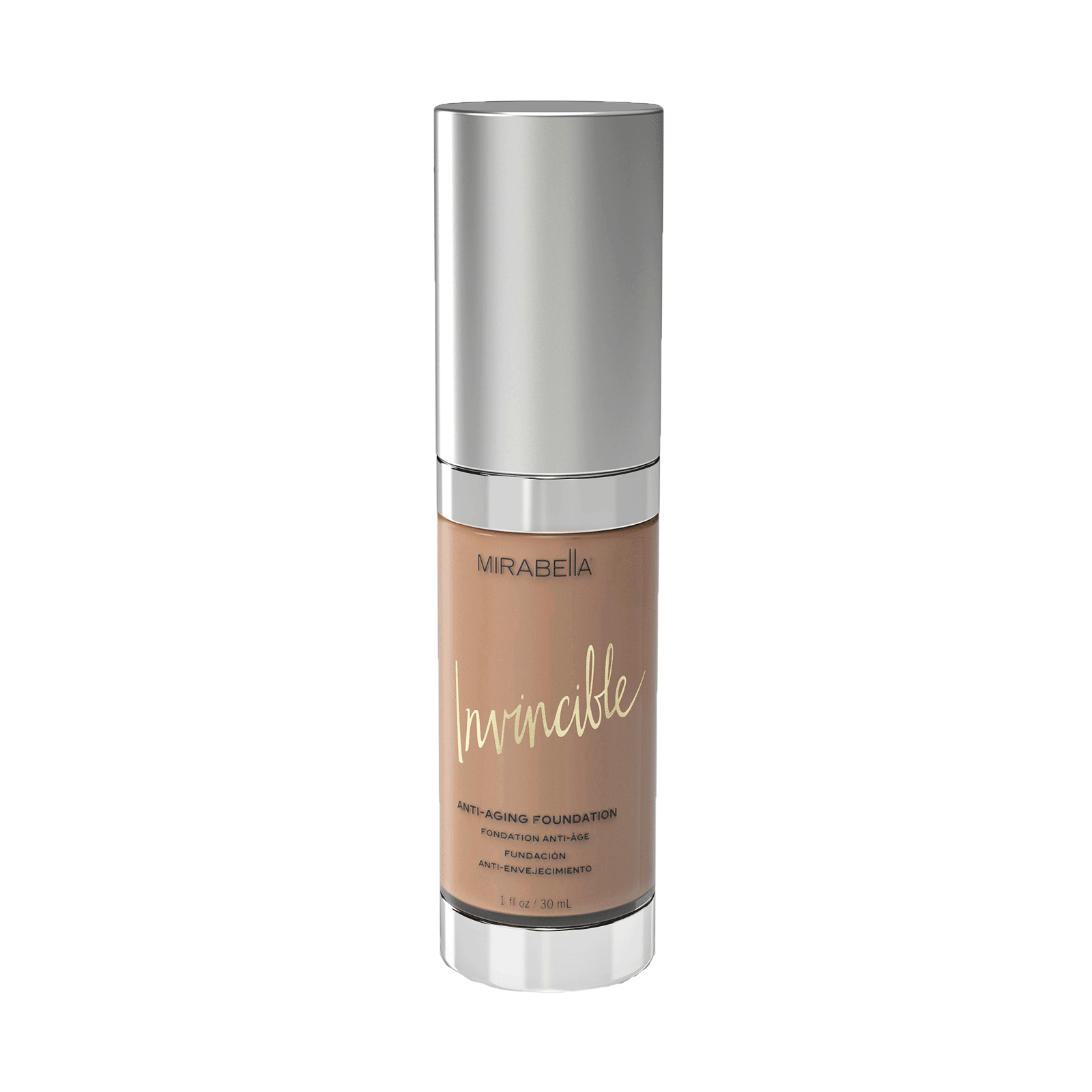 Invincible Anti-Aging HD Foundation IV  (Med)