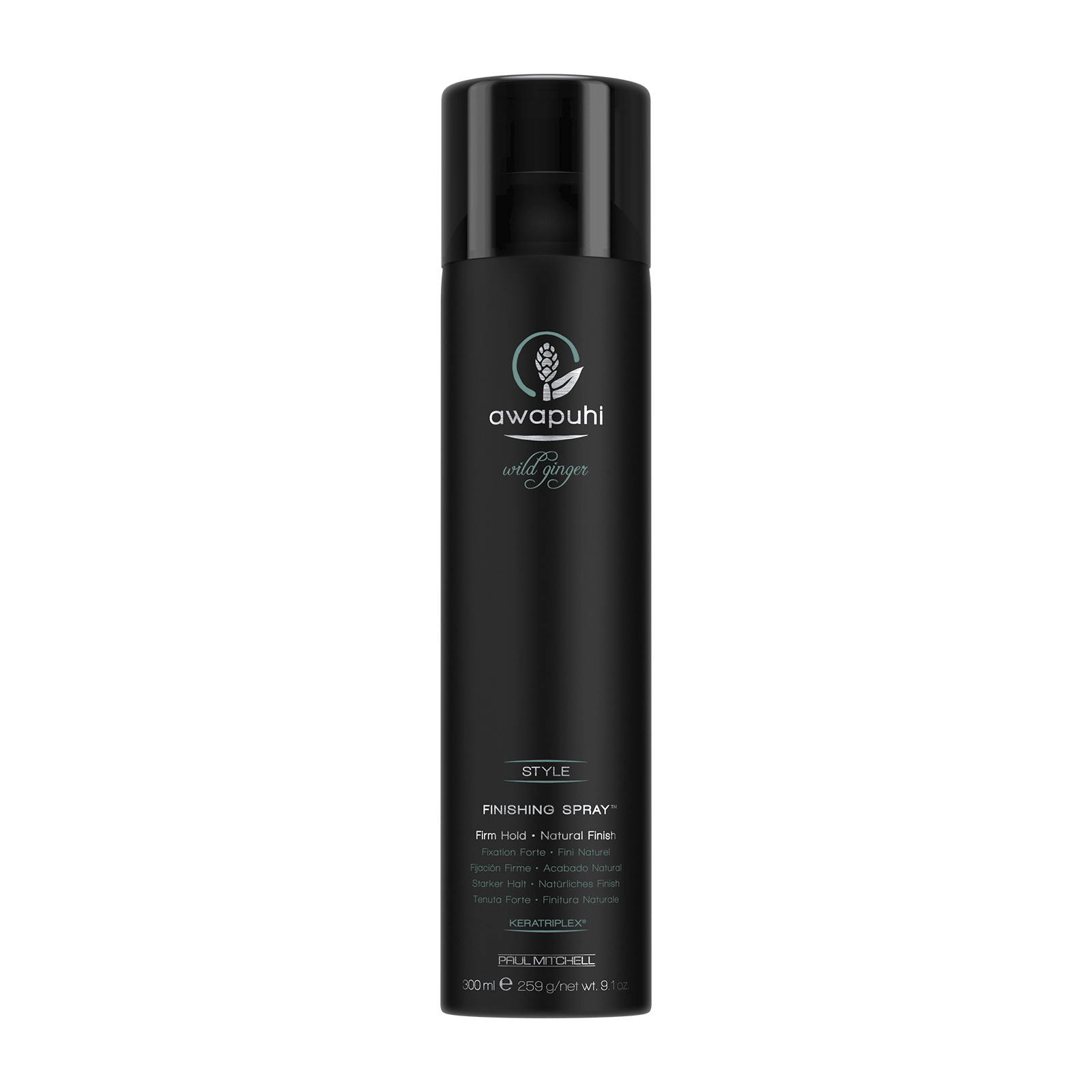 Awapuhi Wild Ginger Finishing Spray