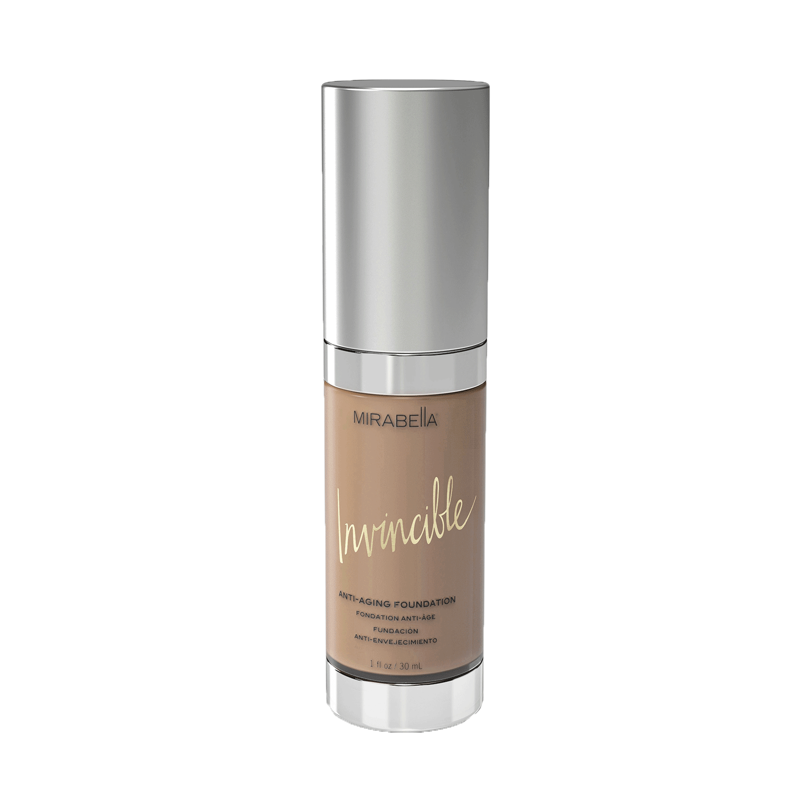 Invincible Anti-Aging HD Foundation V (Dark)