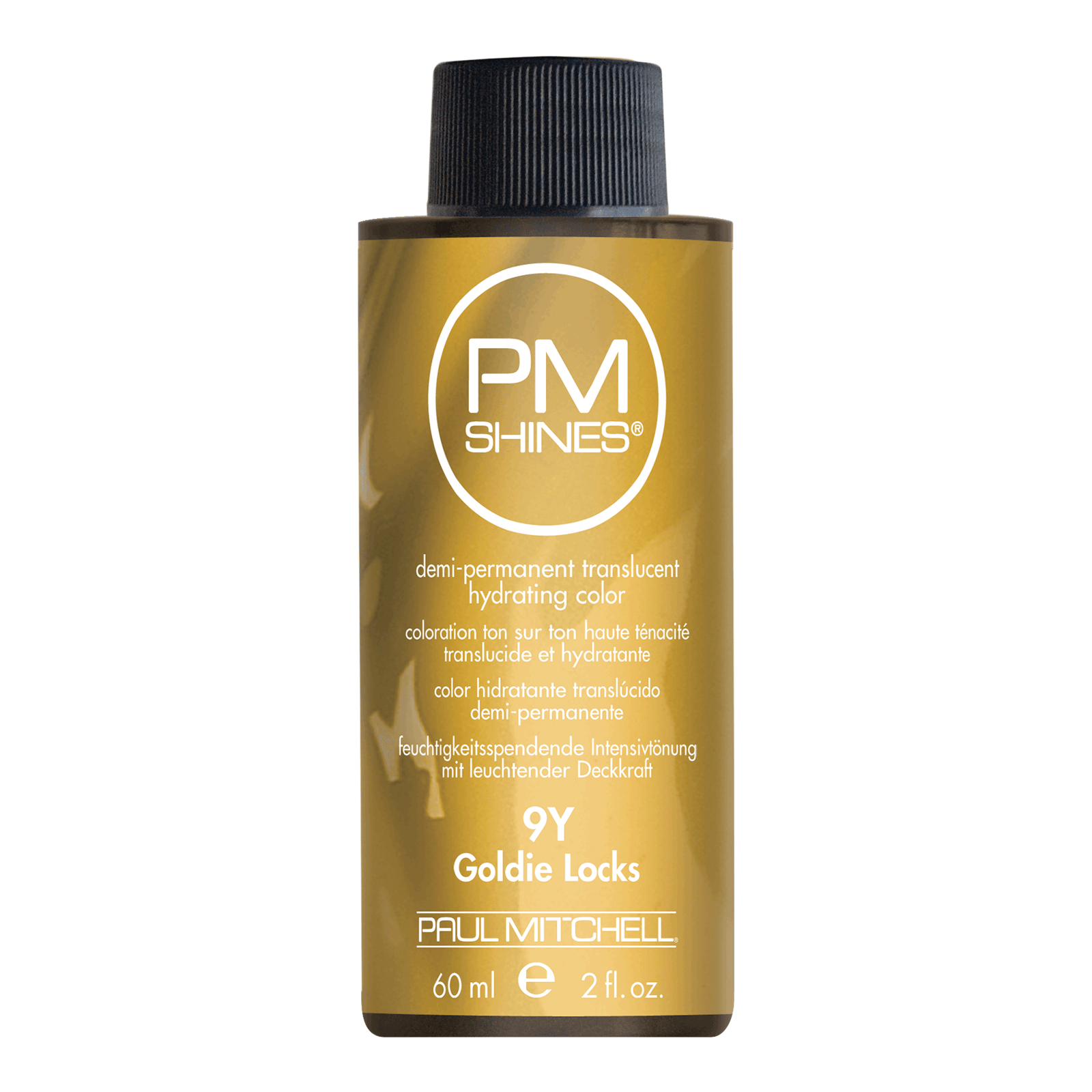 PM Shines - Demi Permanent Hair Color