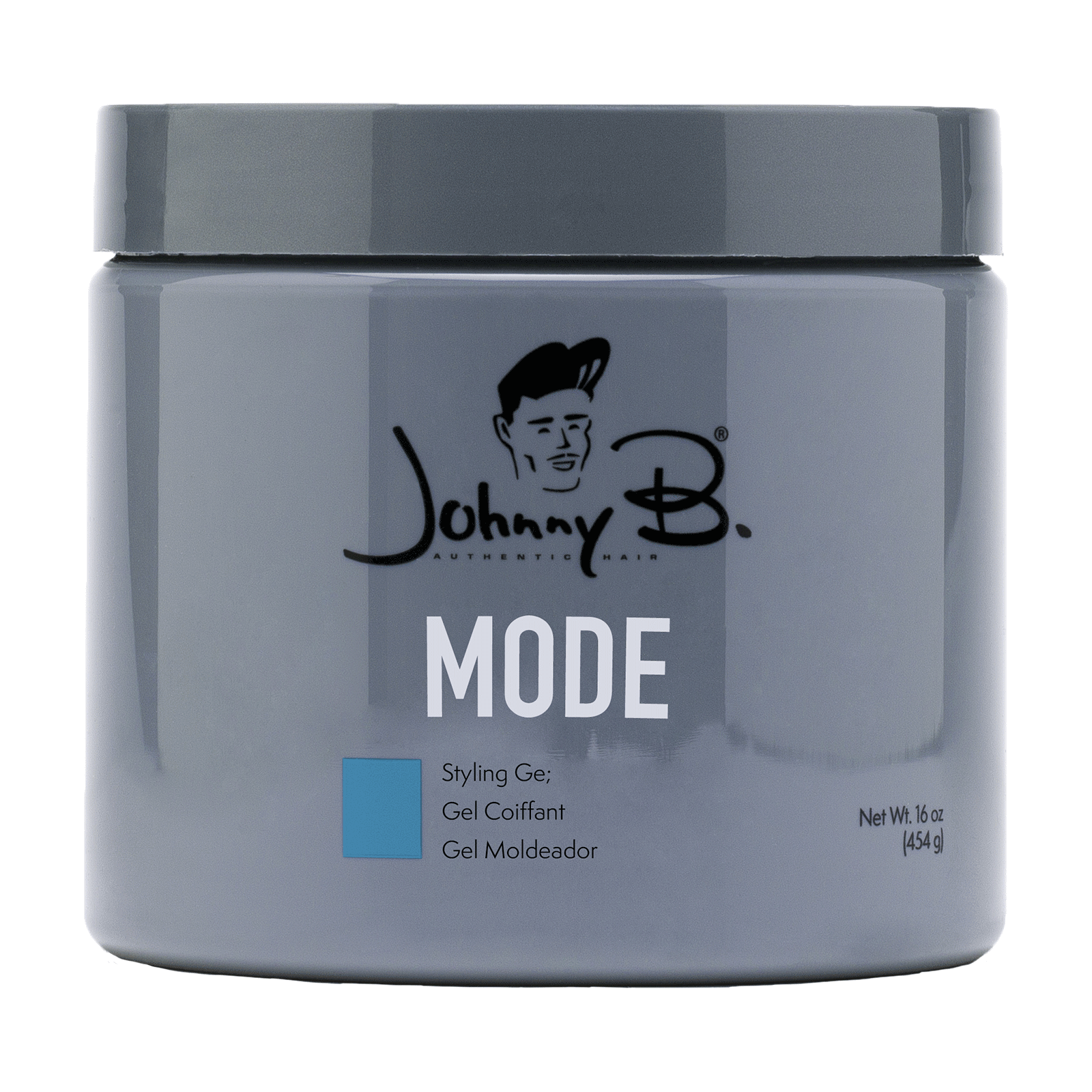 Mode Styling Gel With Pump Johnny B