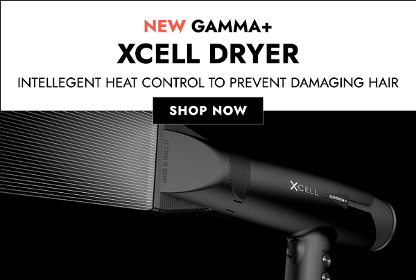 Gamma XCell Hairdryer
